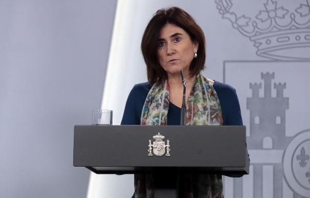 Intervención en rueda de prensa de María José Sierra, jefa de Área del Centro de Coordinación de Alertas y Emergencias Sanitarias del Ministerio de Sanidad, tras la reunión del Comité de Gestión Técnica del Coronavirus