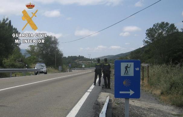 Camino de Santiago, carretera