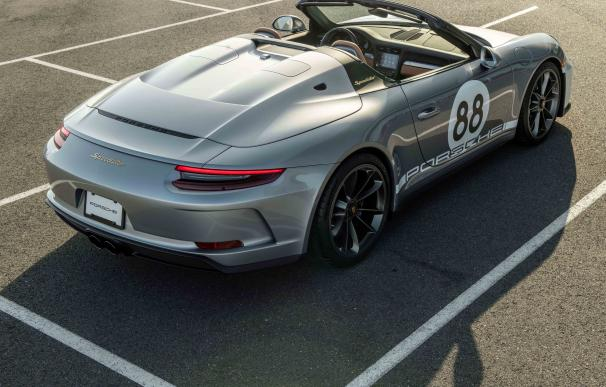 Porsche subastará el último 911 de la generación 991