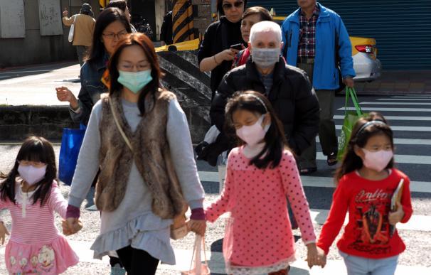 Croronavirus en China