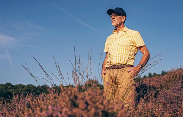Fotografía de un jubilado que optó pot la jubilación anticipada por desempleo.