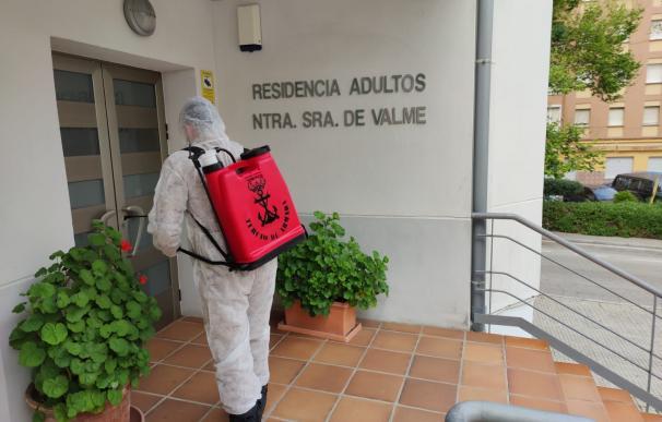 La Infantería de Marina se ha encargado de la 'Operación Balmis' en la provincia de Cádiz