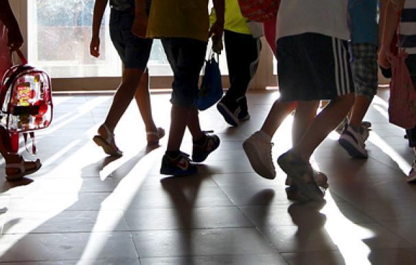 Niños confinados: cole en verano a diferencia de Europa