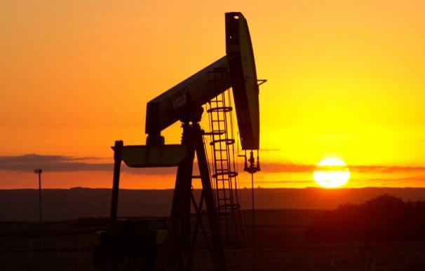 Pozo de petróleo. Foto AFP