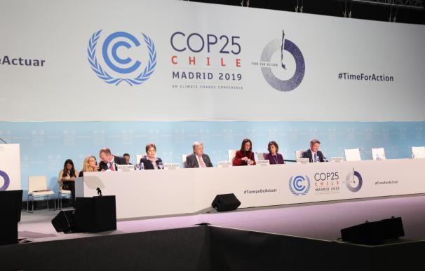 Reunión de alto nivel de la Cumbre del Clima