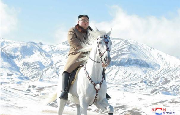 Kim Jong-un Corea del Norte