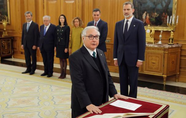 Manuel Castells, nuevo ministro de Universidades