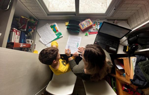 Niños educacion