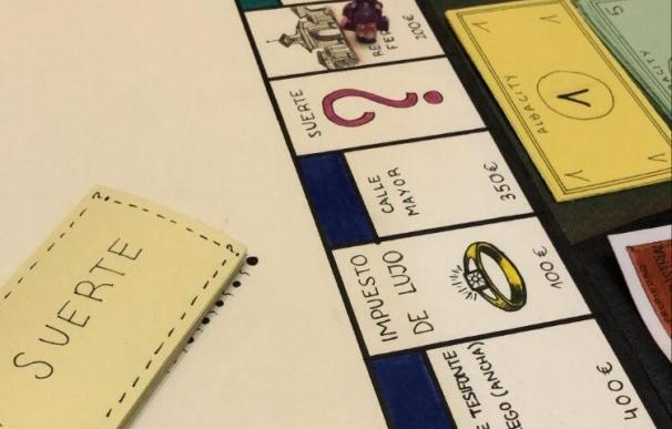 Versión albaceteña del Monopoly contra el confinamiento