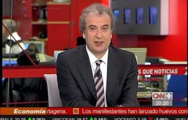 José María Calleja en su etapa en CNN+. /L.I.