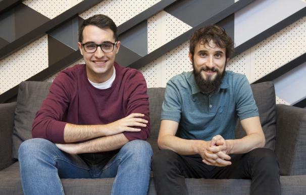 Fundadores de la startup la española Frontity