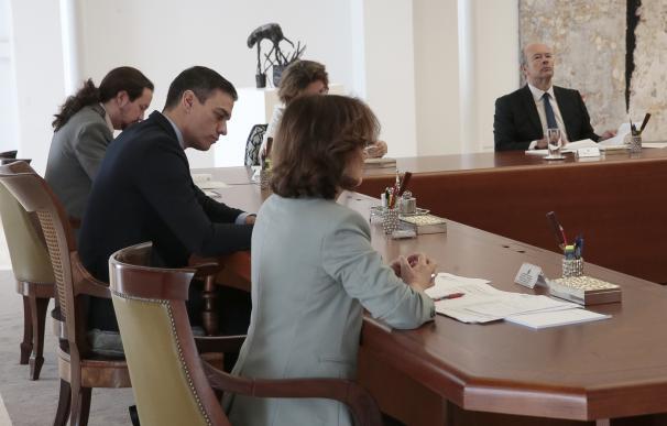 Así fue el consejo de ministros: Sánchez paró a Iglesias y atrasa el plan económico