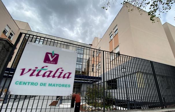 Centro de Mayores Vitalia ubicado en Leganés