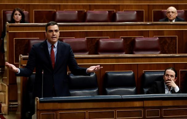 Pleno Congreso prórroga Estado de Alarma