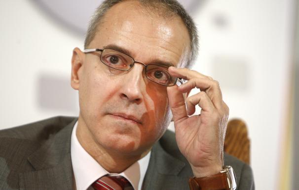 Jesús Gascón, director general de la Agencia Tributaria / EFE