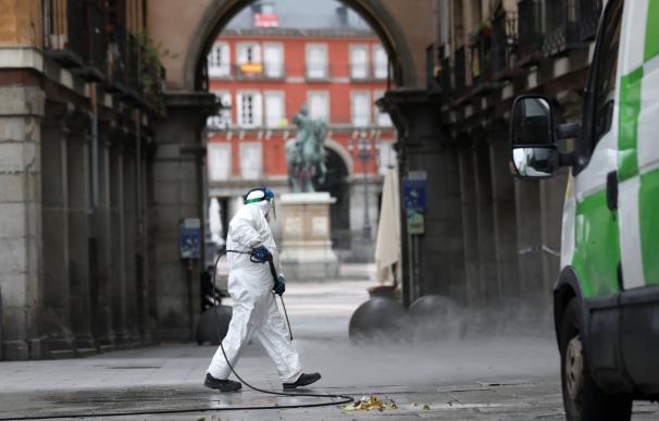 Madrid estado de alarma - coronavirus