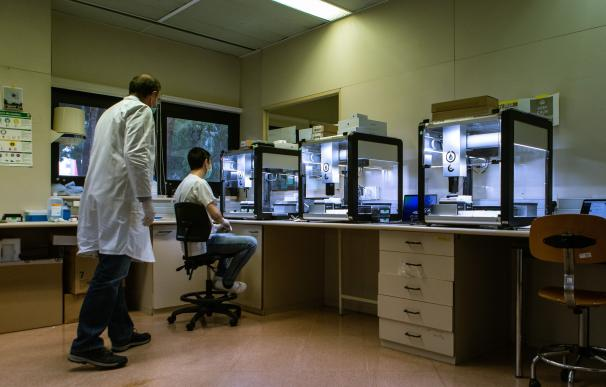 superrobots para hacer test masivos - coronavirus