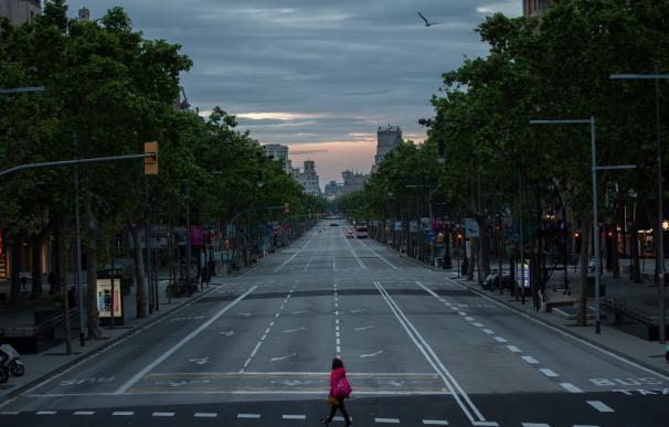 confinamiento Barcelona