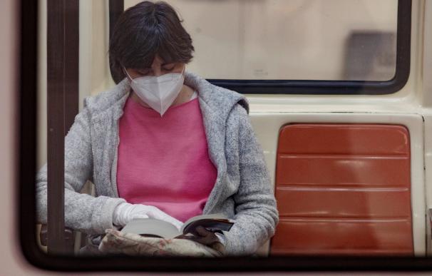 Metro Madrid - coronavirus