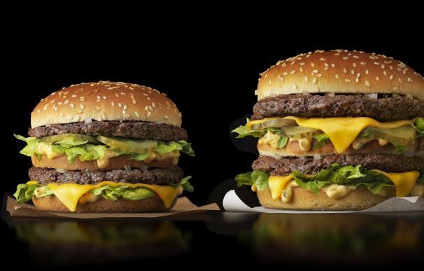 McDonald's elige España como país piloto para testar a nivel internacional la nueva 'Big Mac'