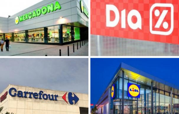 Empresas de supermercado