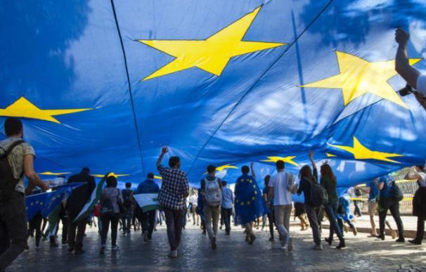 Así se negocia el mayor fondo de rescate de la historia de Europa. / EFE