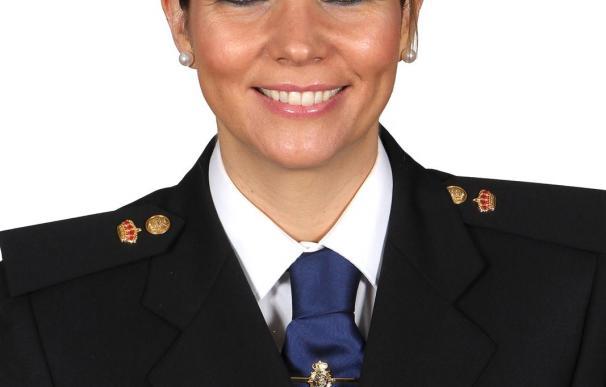 Silvia, policía en prácticas