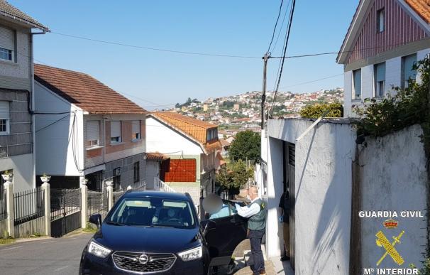 Detenido por estafa en la venta online de mascarillas tras el engaño a dos residencias de mayores en Burgos
