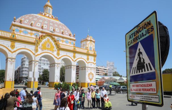 Sevilla.- El Ayuntamiento activa el Plan Especial de la Feria de Abril, que se refuerza con el 'Alumbrao' este sábado