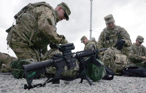 EEUU incrementará su contingente de instructores militares en Afganistán