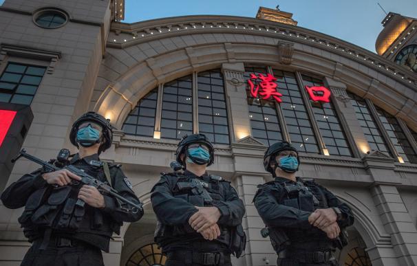 Wuhan en libertad