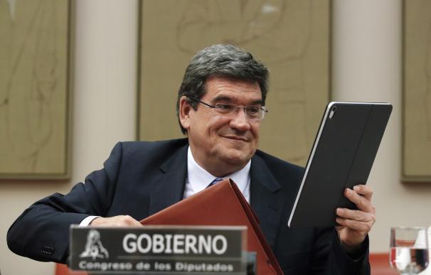 José Luis Escrivá, ministro de Seguridad Social, Inclusión y Migraciones