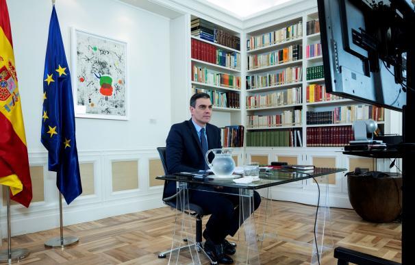 Sánchez y Macron no vencen al norte: habrá un fondo de rescate... sin cuantía ni plazo