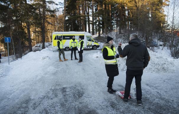 Detenido sospechoso Noruega empresario