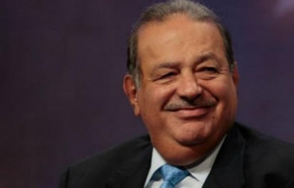 El magnate mexicano Carlos Slim controla Realia (EFE)