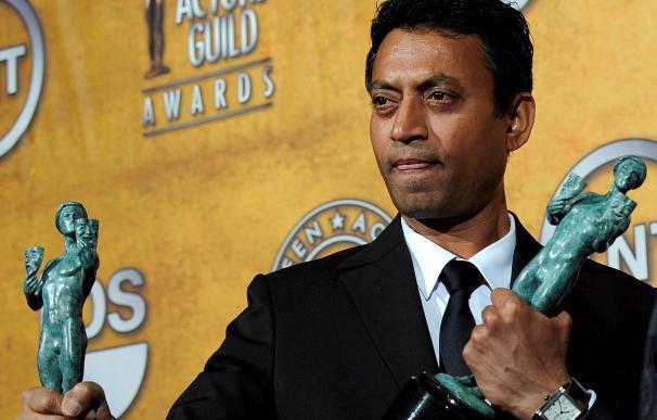 Fallece a los 53 años Irrfan Khan, actor de 'La vida de Pi' y 'Slumdog Millionaire'