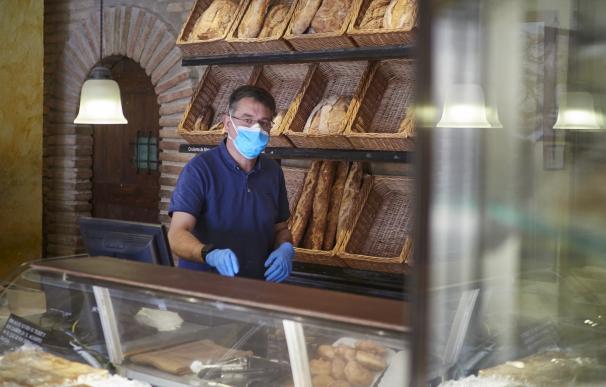 Panadería coronavirus Pamplona