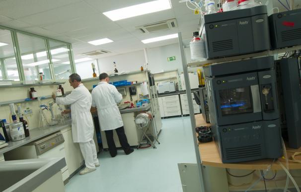 Área de investigación de Faes Farma