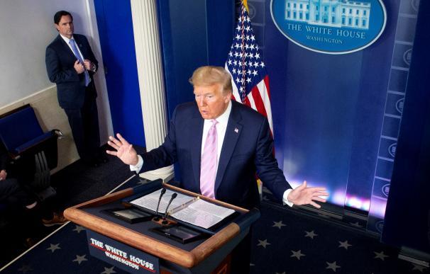 Donald Trump./ EFE
