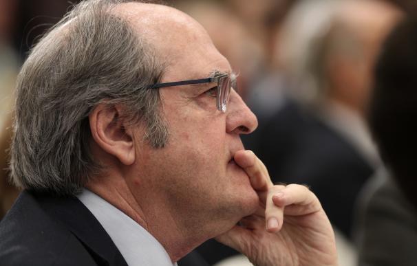 El portavoz socialista en la Asamblea de Madrid, Ángel Gabilondo. Archivo.