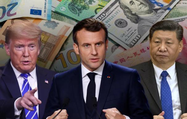 EEUU, China y Francia: tres modelos para salvar a sus joyas cotizadas de la crisis