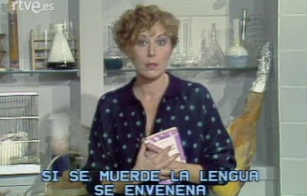 Rosa María Sardá en 'Ahí te quiero ver'
