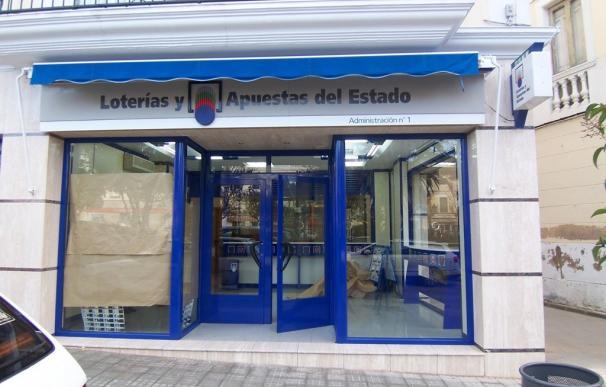 Cádiz.- El primer premio de 300.000 euros de la Lotería Nacional toca en Jerez