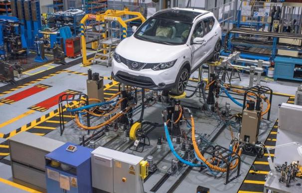 Imagen de unas instalaciones de Nissan en Barcelona. / Nissan