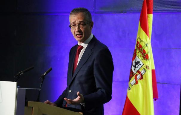 Hernández de Cos, Banco de España