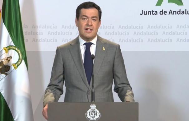 Escudo Juan Manuel Moreno