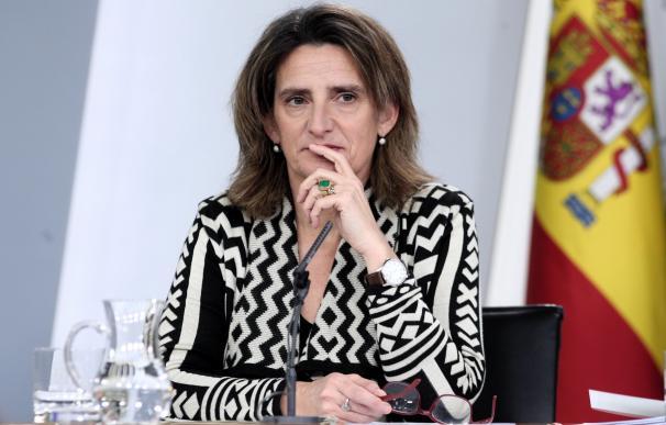 Teresa Ribera, vicepresidenta cuarta del Gobierno y ministra para la Transición Ecológica