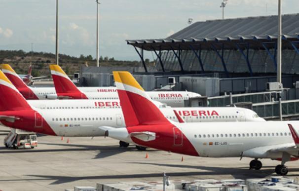 Iberia ancha horizontal