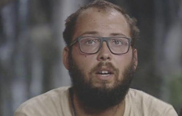 José Antonio Avilés en 'Supervivientes'.