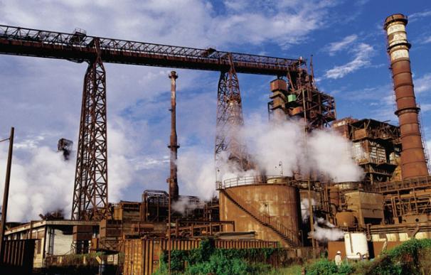 Planta de Arcelor en México